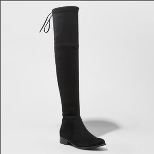 A New Day | Over the Knee Sock Boot